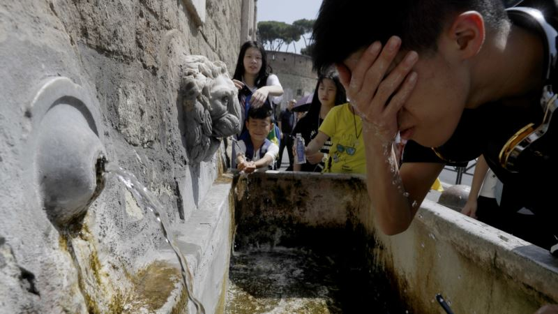 Climate Change May Spell Hotter Summers for Southern Europe
