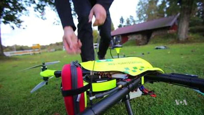 Drones May Soon Deliver Life Saving Defibrillators to Rural Areas