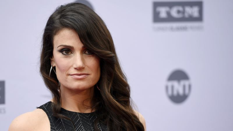 'Frozen' Star Idina Menzel Marries One-time 'Rent' Co-Star