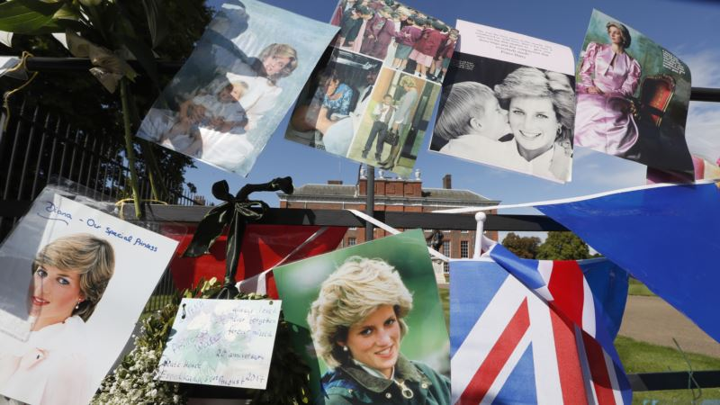 Auction of Items Linked to Late Princess Diana Winding Down