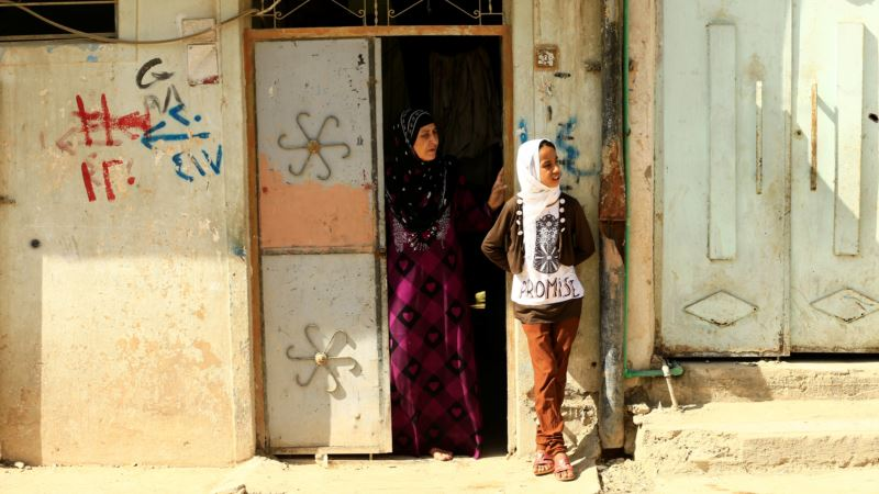 Iraqis Track Abandoned Homes With Digital Tools