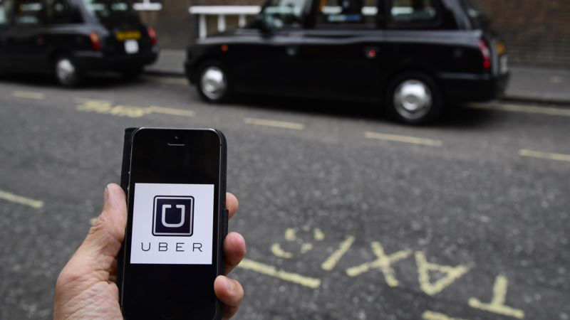 Official Criticizes London's Move to Take Uber's License