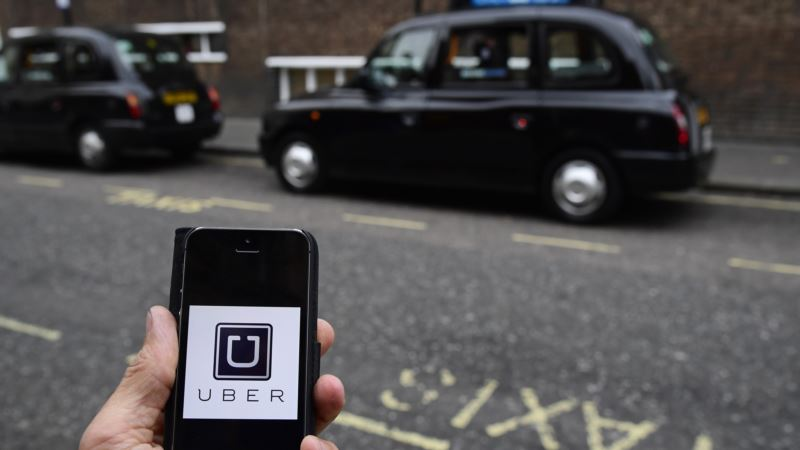 Uber Boss Apologizes for 'Mistakes' in London