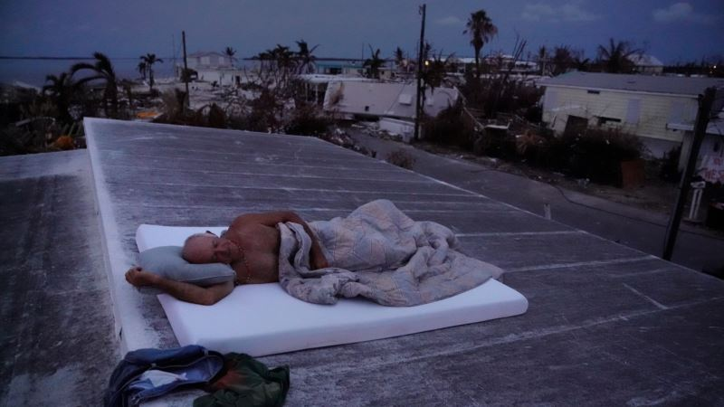 With Irma — And a Power Failure — Miami Gets a Taste of Deadly Heat