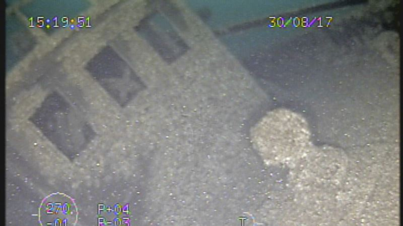 US Researchers Discover Two Century-Old Shipwrecks in Lake Huron