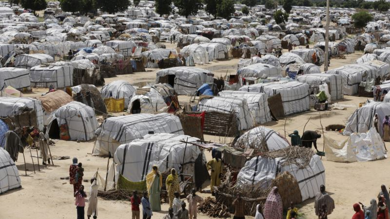 Cholera Outbreak Threatens More Than 1M People in Nigeria Refugee Camps