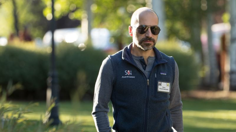 New Uber CEO Highlights Iranians in Tech