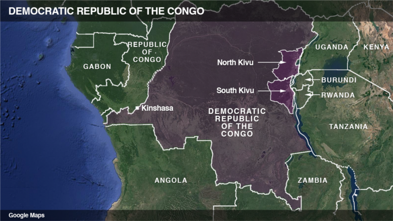 WHO: Over 500 Dead as Congo Cholera Epidemic Spreads