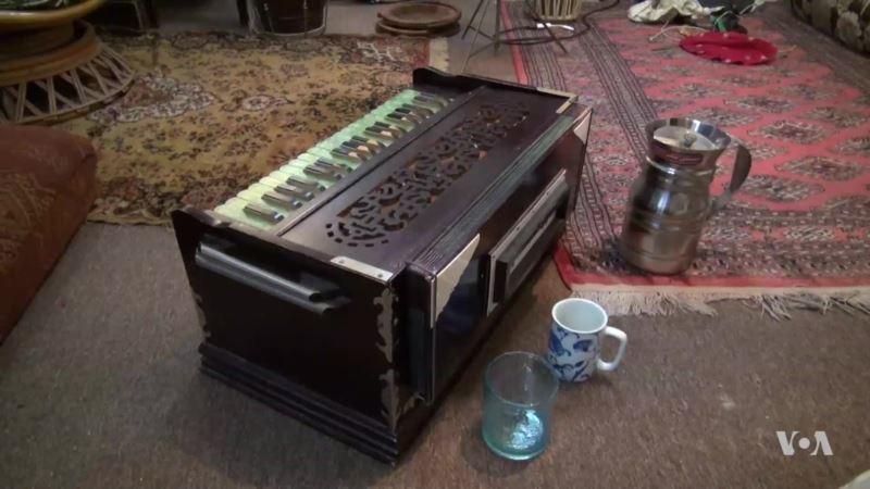 New York Musician's Studio Dubbed 'Little Pakistan'