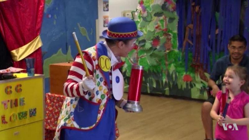 Despite Creeps, Clowns See a Bright Future