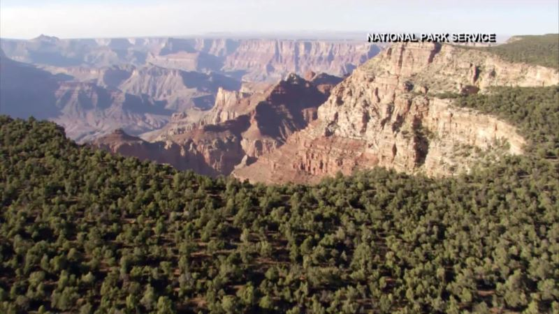 Grand Canyon Lives Up to its NameI