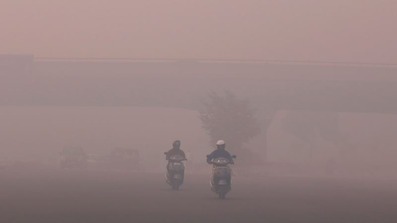 Study: Pollution is the World's No. 1 Killer