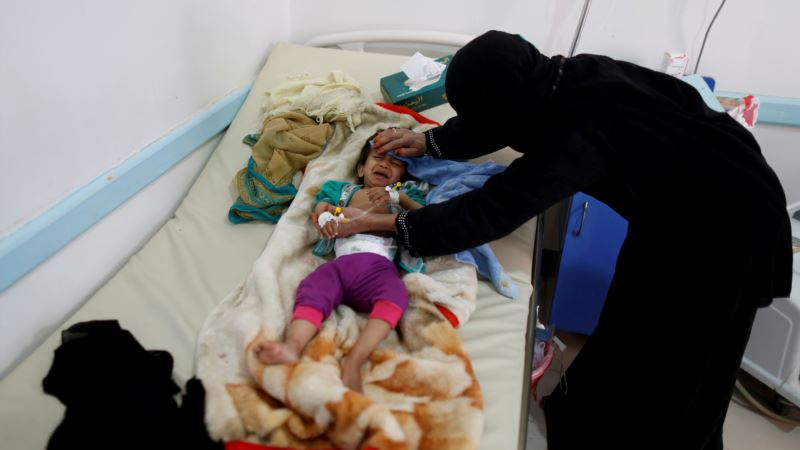 Plan Aims to Sharply Reduce Cholera Deaths Worldwide by 2030