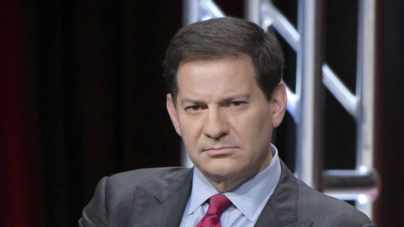 MSNBC Takes Halperin Off Air After Harassment Claims