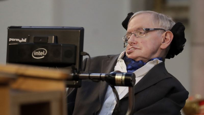 Demand for Hawking Thesis Shuts Down Cambridge University Website