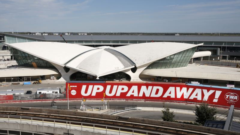 Hotel at Iconic TWA Terminal Will Evoke Glamour of Jet Age