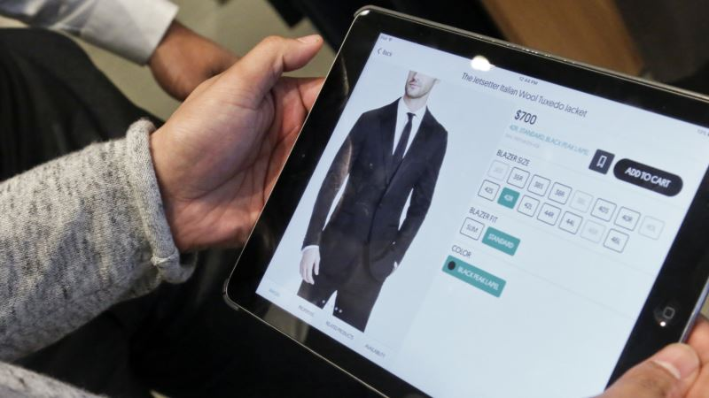 Retailers Offer New Tools to Help Shoppers Find Clothes That Fit