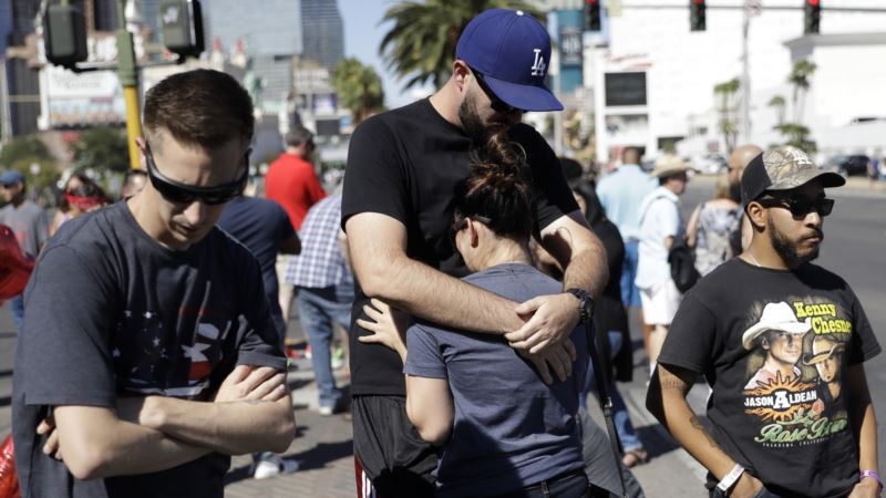 Study: Las Vegas Shooting Was Twitter's Saddest Day Ever