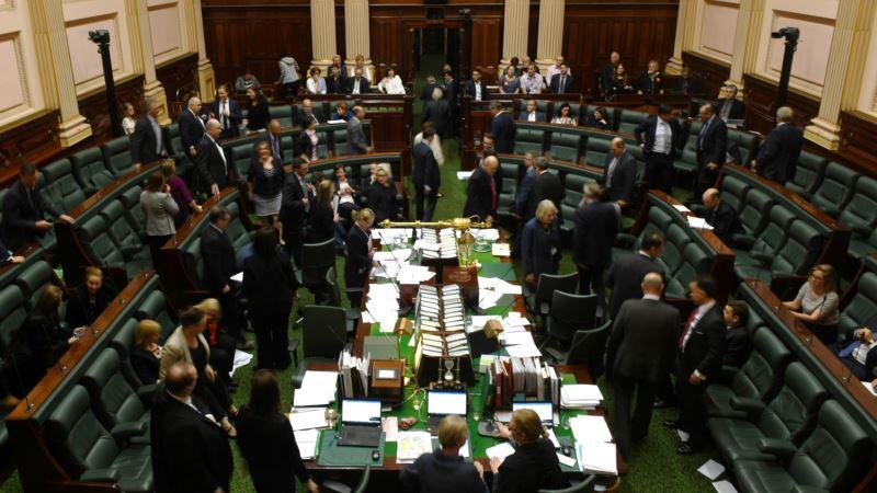 Australia's Victoria State Legalizes Euthanasia