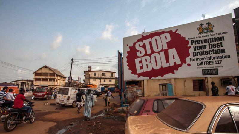 Study: West Africa at Risk of Ebola, Similar Epidemics