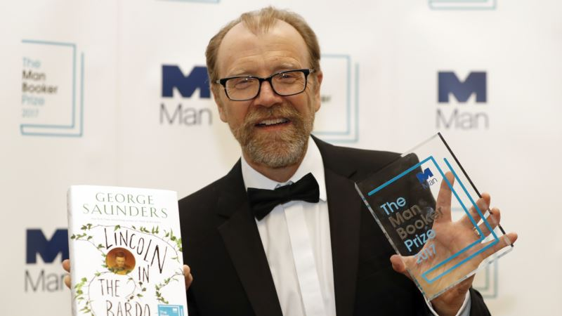 George Saunders' 'Lincoln in the Bardo' Wins Booker Prize
