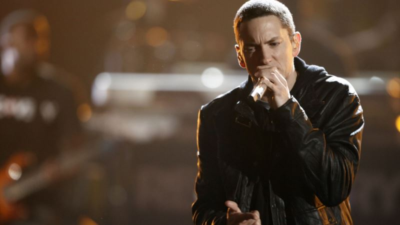 You Own It: New Zealand Party Told to Pay for Eminem Rip-Off