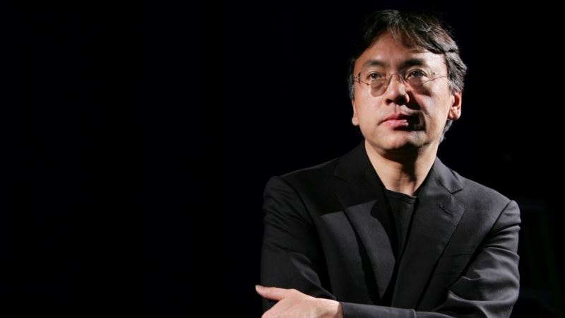 British Author Kazou Ishiguro Wins Nobel Prize in Literature