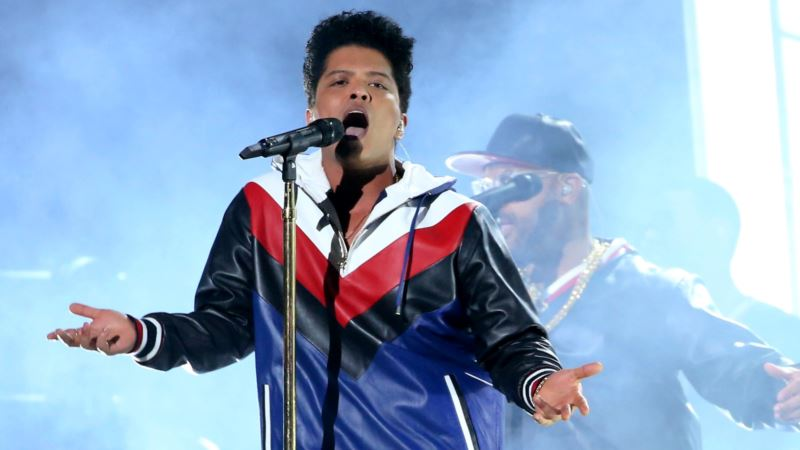 Bruno Mars Leads American Music Awards Nominations With 8