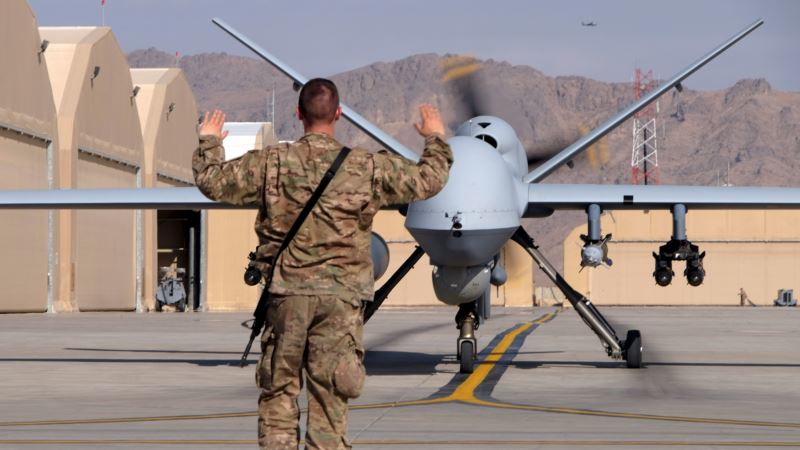 Trump Orders Test Program for More Drones