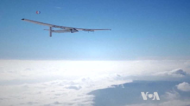 Development of Electric-Powered Planes