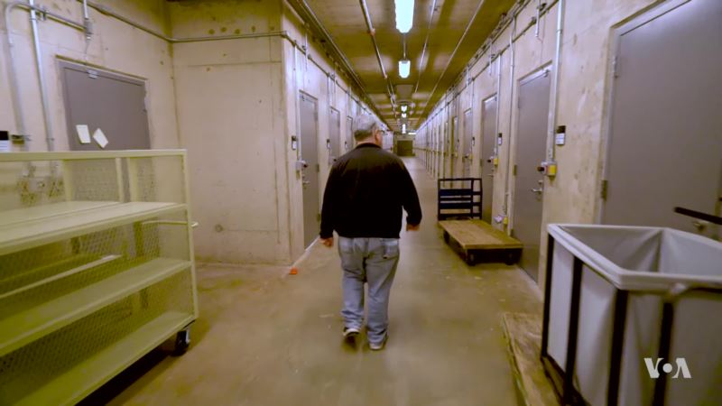 Former Nuclear Bunker Now Hosts Film-TV-Audio Archives
