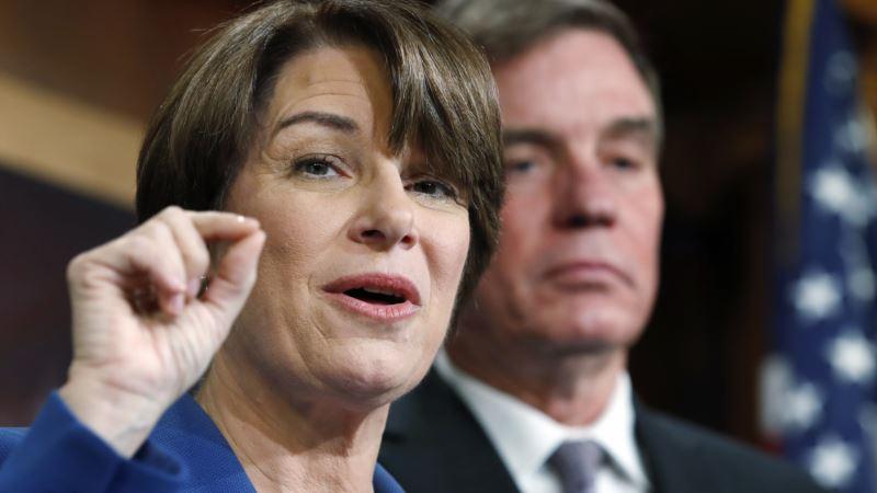 US Senators Seek to Block Foreign Online Ads Targeting American Voters