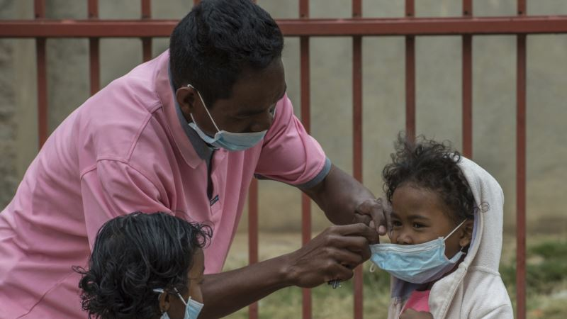 Pneumonic Plague Continues to Spread Rapidly in Madagascar