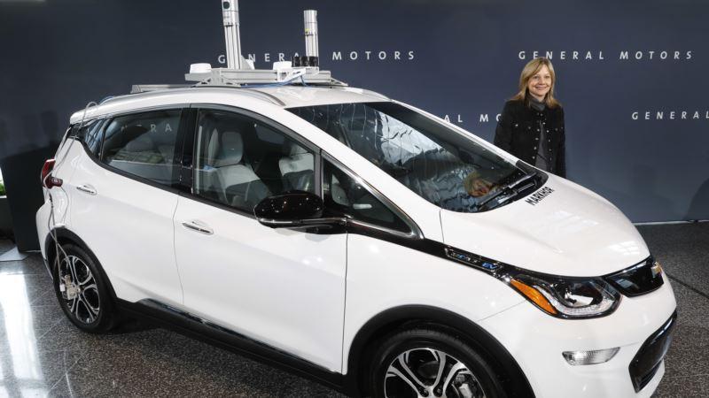 GM More Than Doubles Self-Driving Car Test Fleet in California