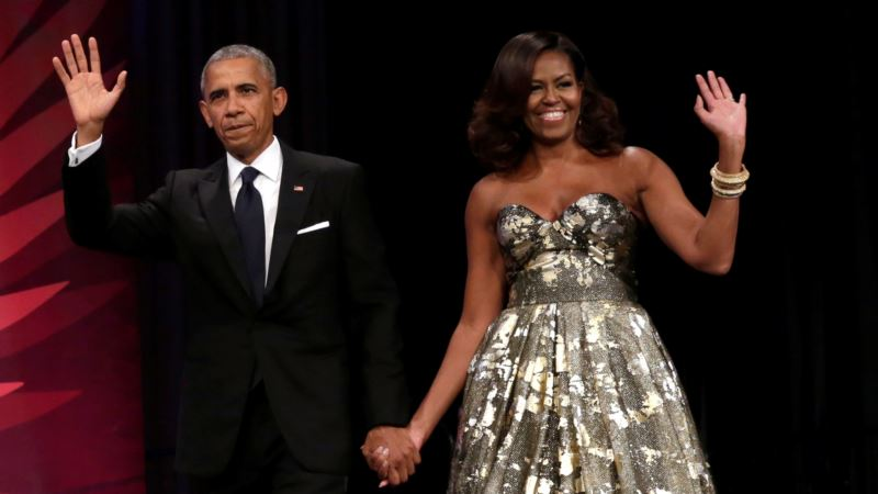 Obamas Choose Artists to Paint Official Portraits