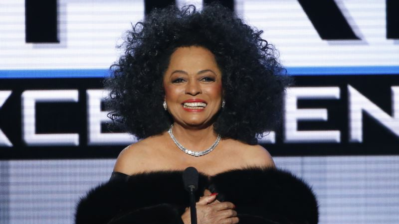 Diana Ross to Perform, be Honored at American Music Awards