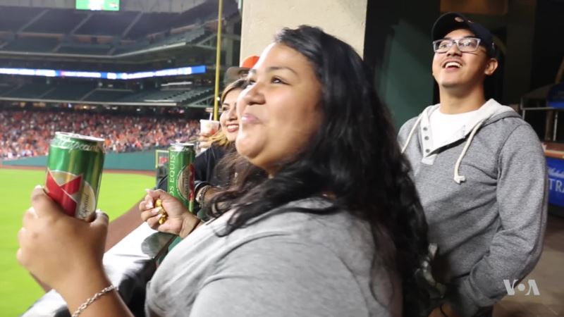 Houston-Bound World Series Lifts Spirits, If Momentarily