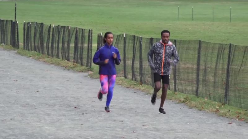 Ethiopian Runner Wants to Be 1st Female New Yorker to Win City's Marathon