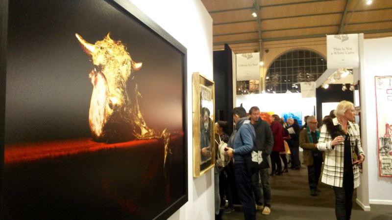 African Art Has its Weekend in Paris