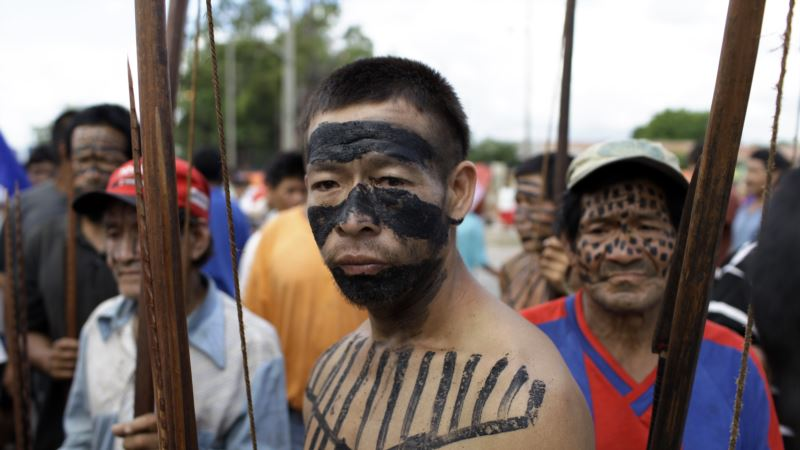 Paraguay's First Digital Indigenous Map Aims to Reduce Land Conflicts