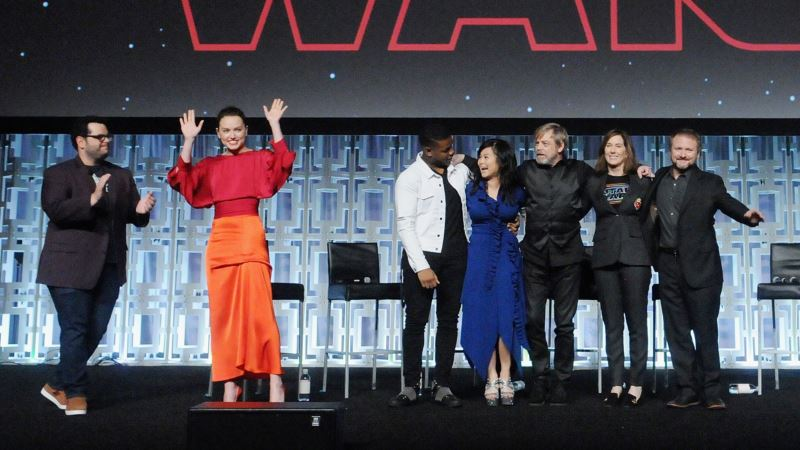 Director of 'Last Jedi' to Steer New 'Star Wars' Trilogy