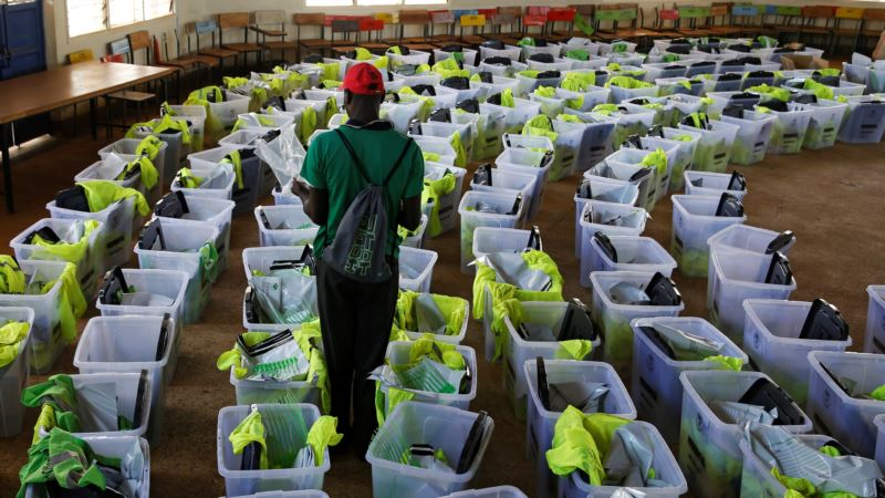Did Data Mining Influence Kenya's Annulled Election?