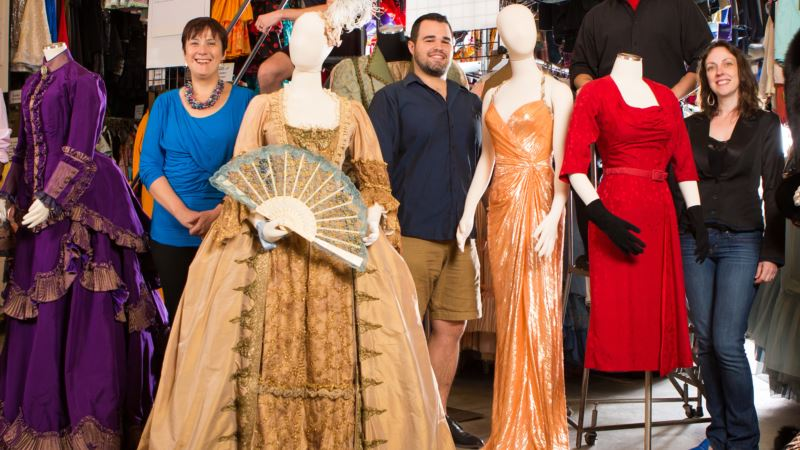 Costumes from NY Theaters Find New Life on Other Stages