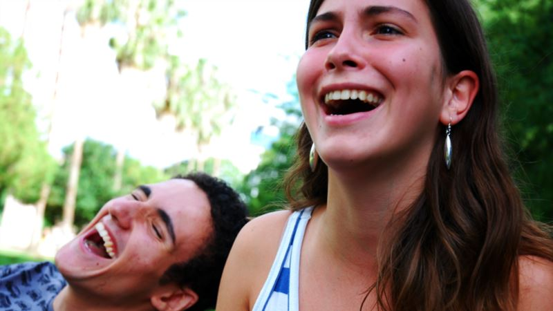 Using Laughter to Drive Home Tough Lessons About Sexual Violence