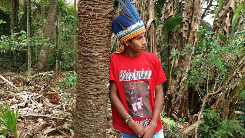 Brazil's Young Indigenous Musicians Rap for Land Rights