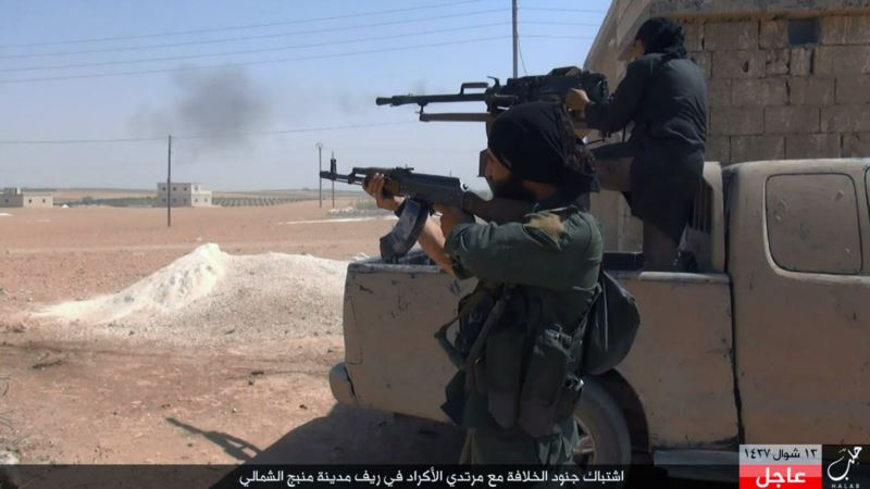 IS May Sustain Virtual Caliphate After Battlefield Losses, Experts Say