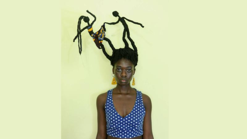 Ivorian Artist Says #MeToo With Her Hair