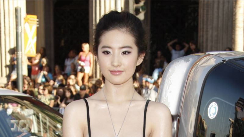 Chinese Actress Liu Yifei Cast as Disney's Mulan