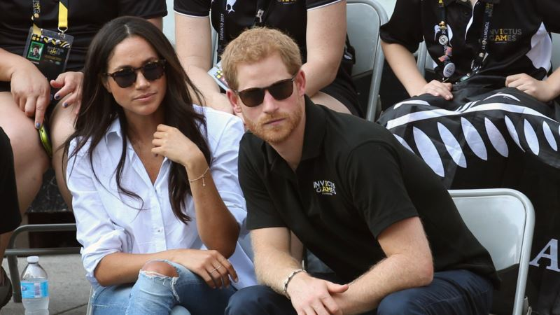 Britain's Prince Harry, US Actress Meghan Markle Officially Engaged
