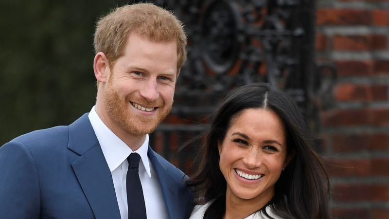 Prince Harry, Markle to Wed in May at Windsor Castle